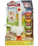 Plastelin za modeliranje Hasbro PLAY-DOH Animals Cluck-a-Dee Feather Fun Chicken