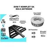 DVB-T KOMPLET MX-8