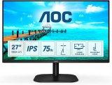 """Monitor AOC 27B2DA 27"""" FHD 4ms VGA HDMI DP AdaptiveSync LED IPS zvučnici"""