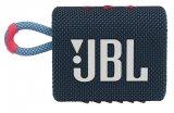 Prijenosni bežični bluetooth zvučnik JBL GO 3 / Plavo Rozi