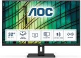 "Monitor AOC 32"" U32E2N 4K VA 2xHDMI DP zvučnici tilt"