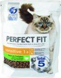 Hrana za mačke puretina Perfect Fit 750g