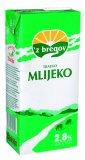 Trajno mlijeko 'z bregov 2,8% m.m., Vindija 1 L