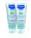 Mustela dermatološki šampon za kosu i tijelo 200 ml