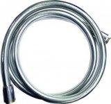 Tuš crijevo PVC Bright Silver 1500 mm