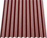 Bitumenska valovita ploča crvena Guttanit K9 200x85,5 cm