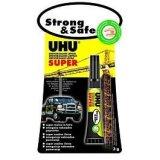 LJEPILO UHU SUPER STRONG&SAFE 3GR