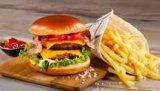XXXLesnina Double Burger