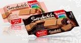 Sandwich Hazelnut ili Dark chocolate Loacker 25g