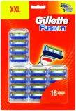 Patrone Gillette Fusion 16/1