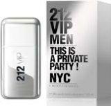 Toaletna voda Carolina Herrera 212 VIP men 50 ml