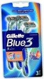Jednokratne britvice Blue 3 Gillete 3 komada