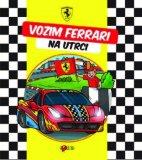 Vozim Ferrari na utrci