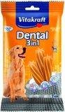 Poslastica za pse Dental 3u1 Vitakraft 120 g