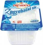 Zagrebački svježi sir President Dukat 375 g
