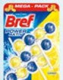 Osvježivač WC školjke lemon Bref 3x50g