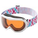 Tecnopro Freeze, dječje skijaške naočale, bijela