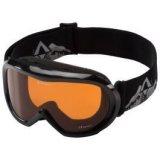 Tecnopro Freeze, dječje skijaške naočale, crna
