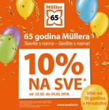 -10% na sve u Mulleru
