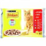 -20% na hranu za mačke Friskies ili Gourmet Gold