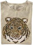 Majica kratkih rukava sa šljokicama vel. XS-L/XL