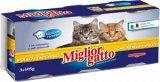 Hrana za mačke Tris Miglior 3x405g