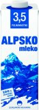 Trajno mlijeko 3,5% m.m. Alpsko 1l