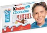 Čokolada Kinder Ferrero 100 g