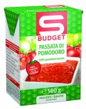 Pasirana rajčica S-Budget 500ml