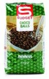 Žitne čokoladne loptice S-Budget 750g
