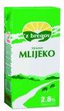 Trajno mlijeko 2,8% mm 'z bregov Vindija 1 l