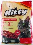 Hrana za mačke Kitty 2kg