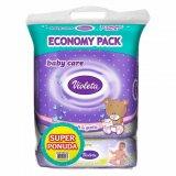 Baby vlažne maramice Badem Violeta 5pack