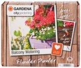 Komplet za zalijevanje korita s cvijeće Gardena