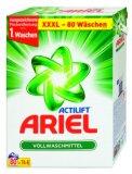 Praškasti detrdžent za pranje rublja regular Ariel 5,6kg