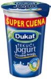 Tekući jogurt Dukat 230 g
