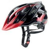 Uvex Stivo C, biciklistička kaciga, crna