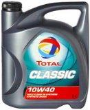 Motorno ulje 10W40 Classic Total 5L