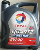 Motorno ulje INEO MC3 5W30 Total Quartz 5L