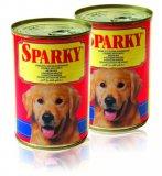 Hrana za pse Sparky 415 g
