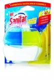 Osvježivač za WC školjku Sanitar duoblock, 62 ml