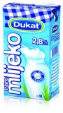 Trajno mlijeko 2,8% mm Dukat 1 l
