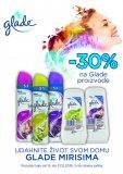 -30% na Glade proizvode