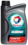 Motorno ulje Total Classic 10W40 1 l
