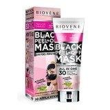 Biovene_site_logo Crni Black Peel off maska