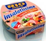 Insalatissime Rio Mare razne vrste 160 g