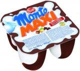 Desert s lješnjak kremom Monte Maxi Zott 4x100 g