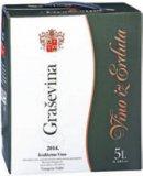 Vino Graševina bag in box Erdut 5 l