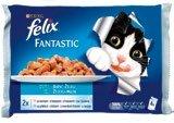 Hrana za mačke razne vrste Felix 4x100 g