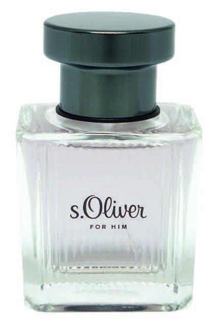 großes Sortiment glatt Laufschuhe Toaletna vodica For Him s.Oliver 30 ml